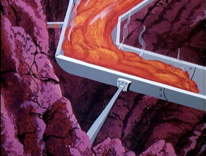 lava chute