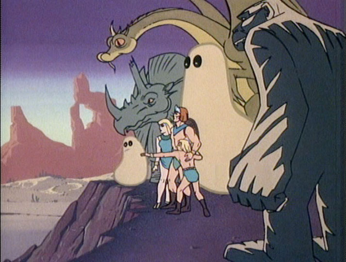 The Herculoids at last